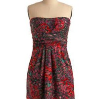 Heat It Up Dress | Mod Retro Vintage Printed Dresses | ModCloth.com