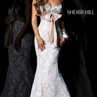 Sherri Hill 21017 Dress - MissesDressy.com