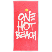 Roxy Swept Away Pink Beach Towel at Zumiez : PDP
