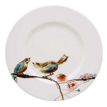 Lenox Simply Fine Chirp Salad/Luncheon Plate