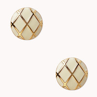Windowpane Studs