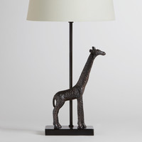 Giraffe Accent Base