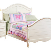 Adrian 3 Pc Twin Sleigh Bed