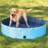 The Canine Splash Pool - Hammacher Schlemmer