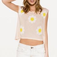 CONTEMPO SOLDIER T at Wildfox Couture in  BANANA SPLIT, DIONNE