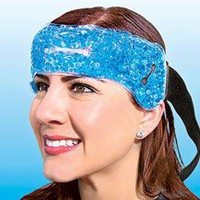 Migraine Relief Wrap @ Harriet Carter