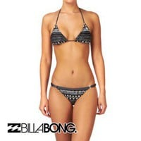 Billabong Tribal Bikini - Black Etnic