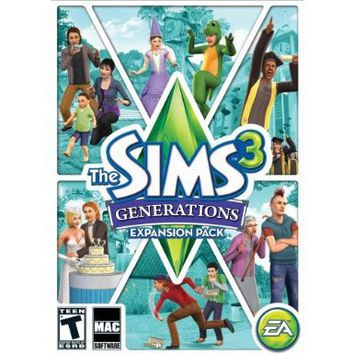 The Sims 3: Generations [Mac Download]:Amazon:Video Games