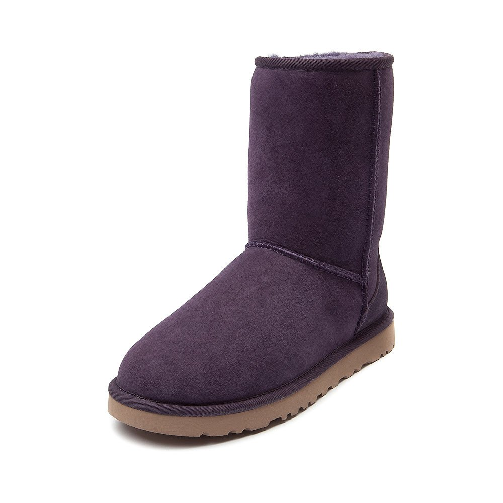 ladies purple ugg boots