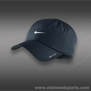 nike dri fit mens feather light cap from midwest sports. Black Bedroom Furniture Sets. Home Design Ideas