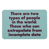 Extrapolate This... Flexible Magnet from Zazzle.com
