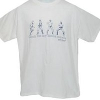 napoleon Dynamite Check Out My Dance Moves T-shirt - Napoleon Dynamite - | TV Store Online