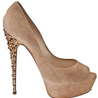 Casadei Embellished Pump