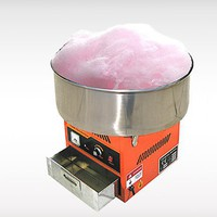 New Commercial Electric Cotton Candy Machine Floss Maker Party Store Booth