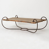 Monarch Coffee Table by Anthropologie Brown One Size Furniture