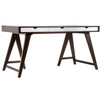 trestle desk | Nood Furniture & Design