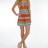 Band Of Gypsies Printed Dress