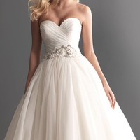 Allure 2607 Dress - MissesDressy.com