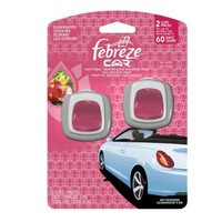 Febreze Car Vent Clips Air Freshener, Thai Dragon Fruit, 2 Count:Amazon:Health & Personal Care