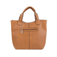 Buckled Tote Bag | 2020AVE