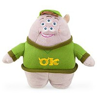 Squishy Mini Bean Bag Plush - Monsters University - 7 1/2'' | Disney Store