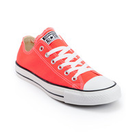 Converse Chuck Taylor All Star Fiery Coral Shoe at Zumiez : PDP