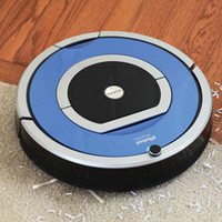 The Dirt Detecting Radio Frequency Robotic Vacuum - Hammacher Schlemmer