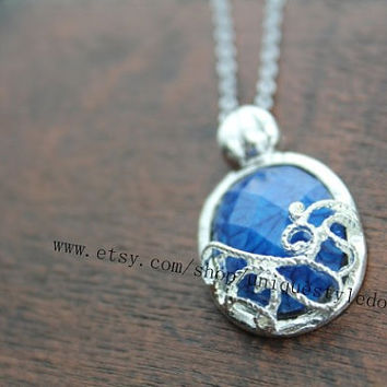 Katherine necklace the Vampire Diaries jewelry by uniquestyledo