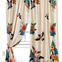 Anthropologie - Soaring Starlings Curtain
