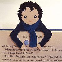 Sherlock Bookmark