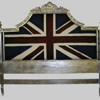 Jimmie Martin Ltd UNION JACK HEADBOARD