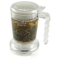ThinkGeek :: IngenuiTEA 16oz Teapot