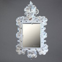 'Natural Beauty' accent mirror - For the Wall