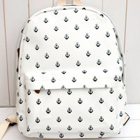 [grhjr416000122]Anchor bag lovely backpack