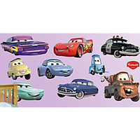 Cars Collection Fathead Wall Decal