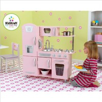 Kidkraft Vintage Kitchen in Pink