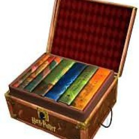 Harry Potter Hardcover Boxed Set (Books 1-7), Harry Potter Series, J. K. Rowling, (9780545044257) Hardcover - Barnes &amp; Noble