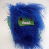 Wasabi Dragon Fur Doll