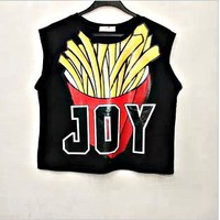 JOY FRIES TOP
