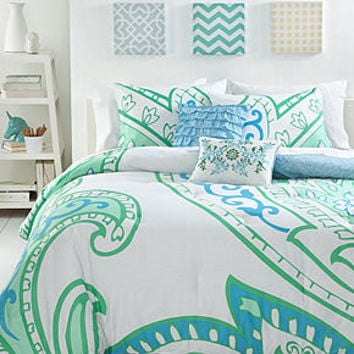 Darissa 3 Piece Comforter Sets - Bed in a Bag - Bed & Bath - Macy's
