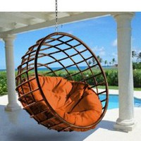 Sphere Hanging Chair by Outback Company