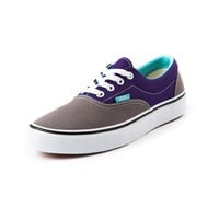 Vans Era Skate Shoe, Purple Gray | Journeys Shoes
