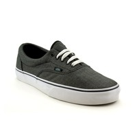 Vans Era Skate Shoe, Black White Herringbone | Journeys Shoes