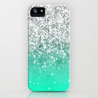 Glitteresques XXXV iPhone & iPod Case by Rain Carnival