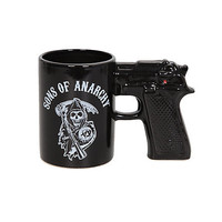 Sons Of Anarchy 15 Oz. Gun Mug | Hot Topic