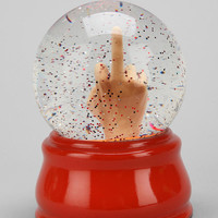 Urban Outfitters - Instant Party Snow Globe