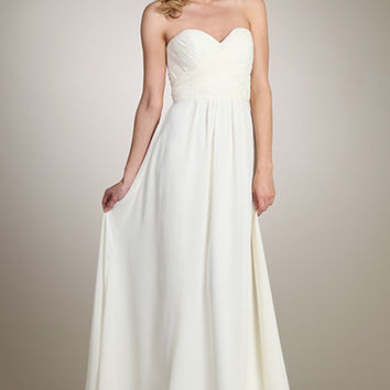 rent informal wedding dresses online from rent the dress