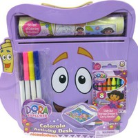 Cra-Z-Art Dora Color n Discover Activity Desk