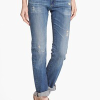AG Jeans 'The Tomboy' Stretch Boyfriend Jeans (17 Year Salvation) | Nordstrom