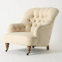 Linen Corrigan Chair